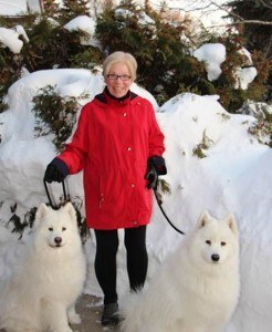 Donna and dogs