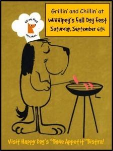 Fall Dog Fest Poster 1